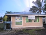 The SPBD branch office in Savai'i.